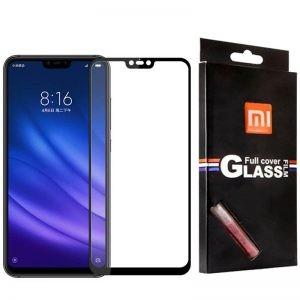 محافظ صفحه نمایش تمام چسب با پوشش کامل Xiaomi Mi 8 Lite