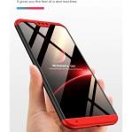 قاب محافظ با پوشش 360 درجه Xiaomi Mi A2 Lite / Redmi 6 Pro Color Full Cover قاب محافظ با پوشش 360 درجه Xiaomi Mi A2 Lite / Redmi 6 Pro Color Full Cover