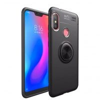 قاب محافظ ژله ای Magnetic Ring Case Xiaomi Mi A2 / Mi 6X