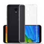 قاب محافظ شیشه ای- ژله ای برای Xiaomi Redmi 5