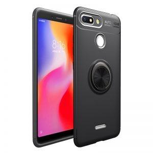 قاب محافظ ژله ای Magnetic Ring Case Xiaomi Redmi 6
