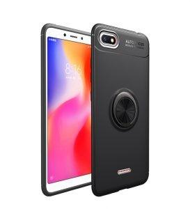 قاب محافظ ژله ای Magnetic Ring Case Xiaomi Redmi 6A