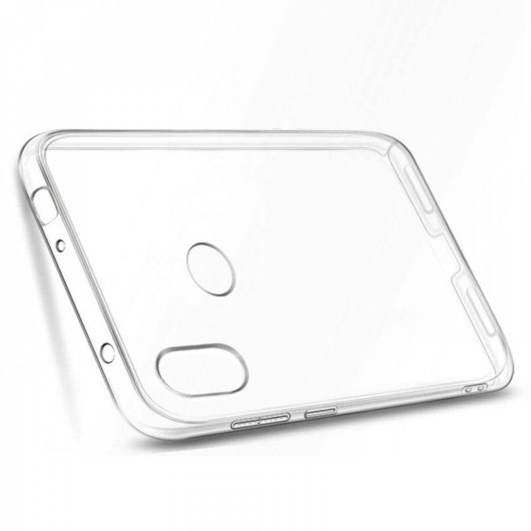 قاب محافظ شیشه ای- ژله ای برای Xiaomi Redmi Note 6 Pro