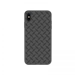 قاب محافظ نیلکین آیفون Nillkin Synthetic fiber Plaid برای Apple iPhone XS Max