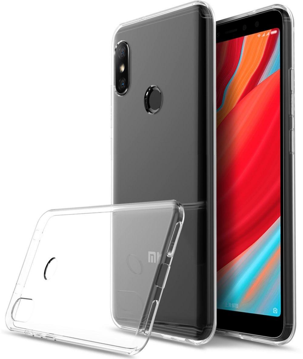 قاب محافظ شیشه ای- ژله ای برای Xiaomi Mi 8 SE / Mi8 SE
