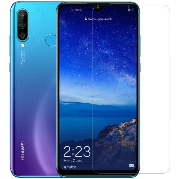 محافظ صفحه نمایش شیشه ای نیلکین Nillkin H Glass Screen Protector For Huawei P30 Lite / Nova 4e