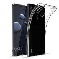 قاب محافظ ژله ای هواوی Jelly Clear Cover For Huawei Honor Note 10