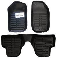 کفپوش چرم سه بعدی برای خودرو پژو 206