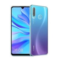 قاب محافظ ژله ای هواوی Jelly Clear Cover For Huawei P30 Lite / Nova 4e