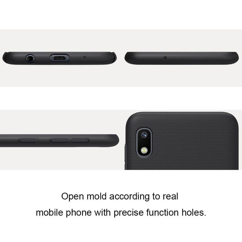 قاب محافظ نیلکین Nillkin Frosted Shield Case Samsung Galaxy A10