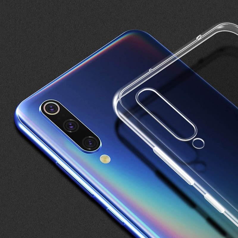 قاب محافظ ژله ای برای Jelly Case For Xiaomi Mi 9