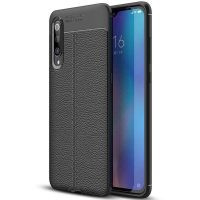 قاب ژله ای طرح چرم Auto Focus Jelly Case For Xiaomi Mi 9