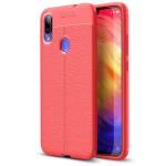 قاب ژله ای طرح چرم Auto Focus Jelly Case For Xiaomi Redmi Note 7