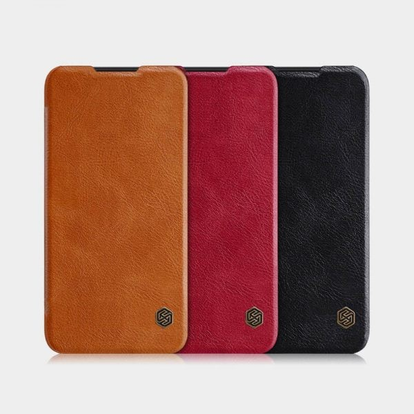 کیف چرمی نیلکین شیائومی Nillkin Qin Leather Case For Xiaomi Mi Play