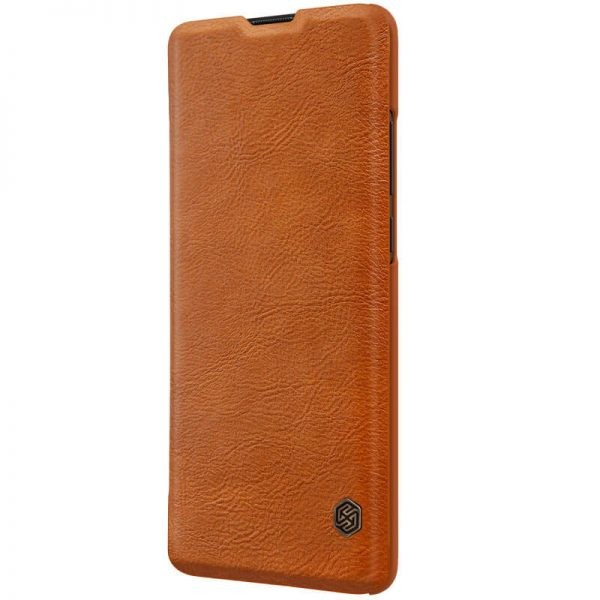 کیف چرمی نیلکین هواوی Nillkin Qin Leather Case For Huawei P30 Pro