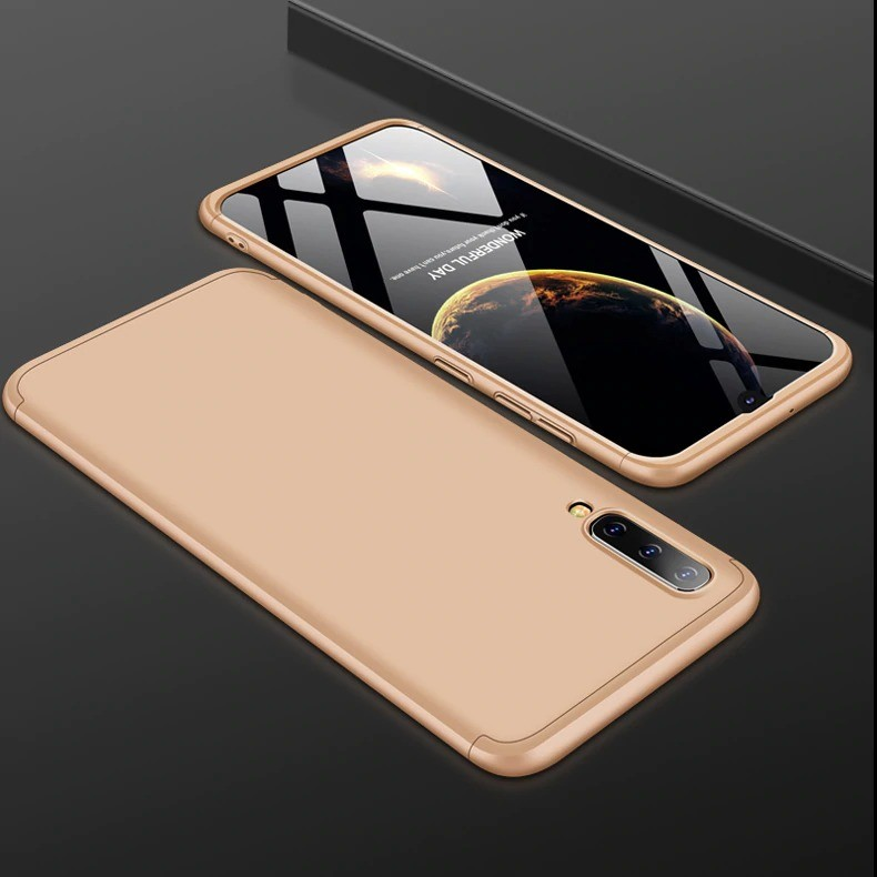 قاب محافظ با پوشش 360 درجه FULL Matte Hard Cover Case For Samsung Galaxy A50