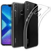 قاب محافظ ژله ای هواوی Jelly Clear Cover For Huawei Y9 2019