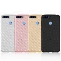 قاب محافظ ژله ای Haimen Carbon Fiber Case For Huawei Y6 Prime 2018