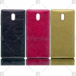 قاب محافظ چرمی نوکیا Huanmin Leather protective frame Nokia 3