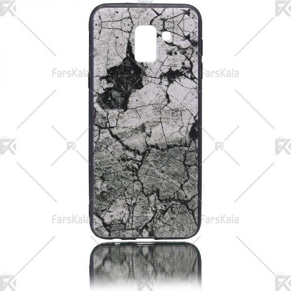 قاب محافظ طرح دار سامسونگ Patterned protective frame Samsung Galaxy J6