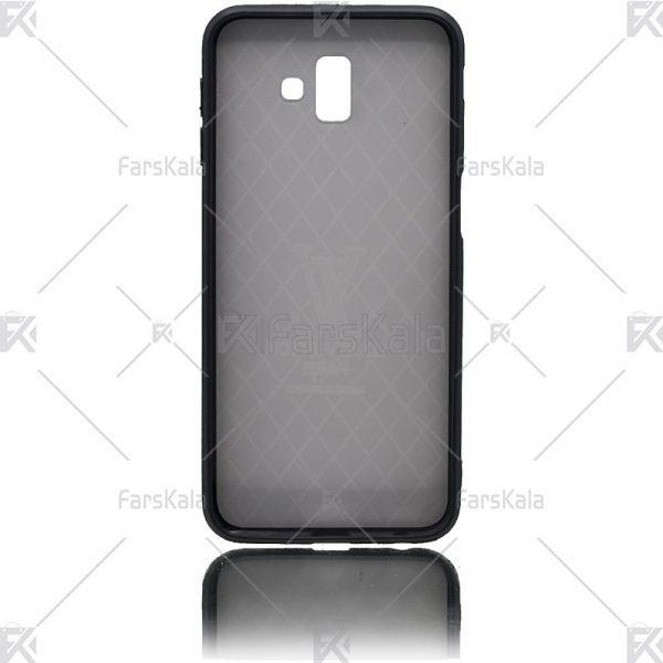 قاب محافظ طرح دار سامسونگ Patterned protective frame Samsung Galaxy J6 PLUS