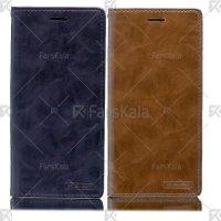 کیف محافظ چرمی هوآوی Molan Cano leather Cover Huawei Honor 8X