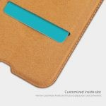 کیف چرمی نیلکین Nillkin Qin Case Samsung Galaxy A30