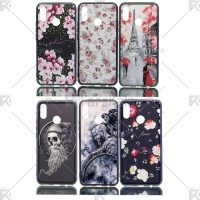 قاب محافظ طرح دار هوآوی Patterned protective frame Huawei Nova 3i/ P Smart Plus
