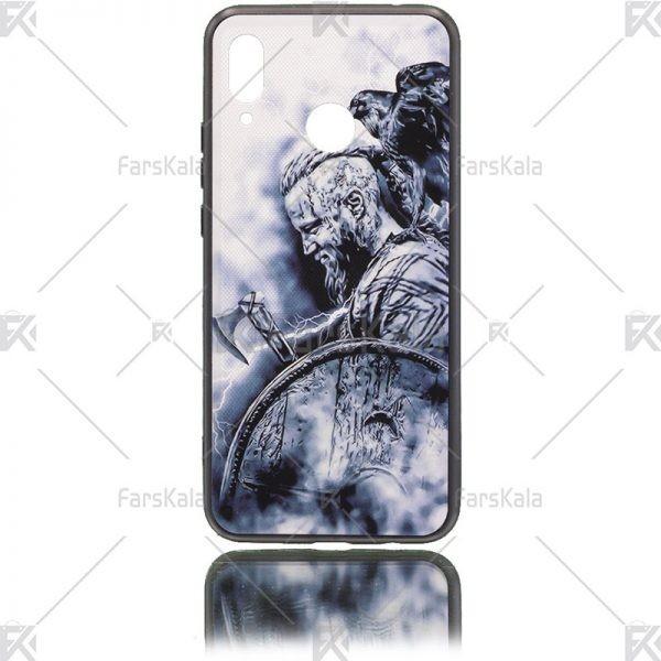 قاب محافظ طرح دار هوآوی Patterned protective frame Huawei nova 3
