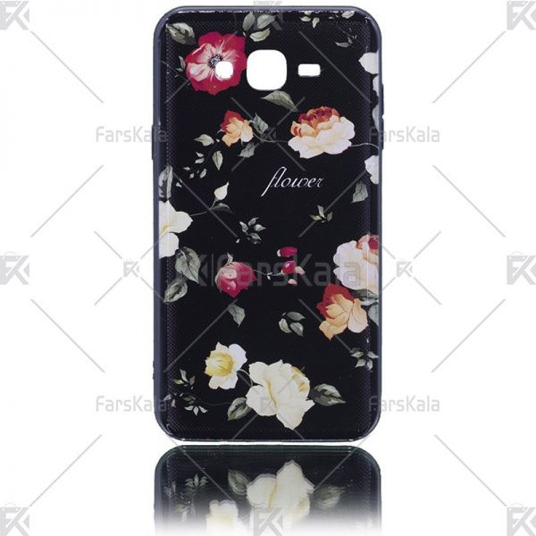 قاب محافظ طرح دار سامسونگ Patterned protective frame Samsung Galaxy J7