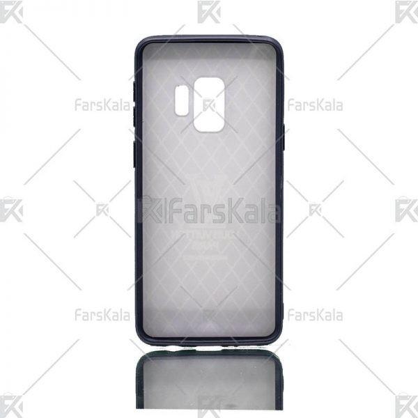 قاب محافظ طرح دار سامسونگ Patterned protective frame Samsung Galaxy S9