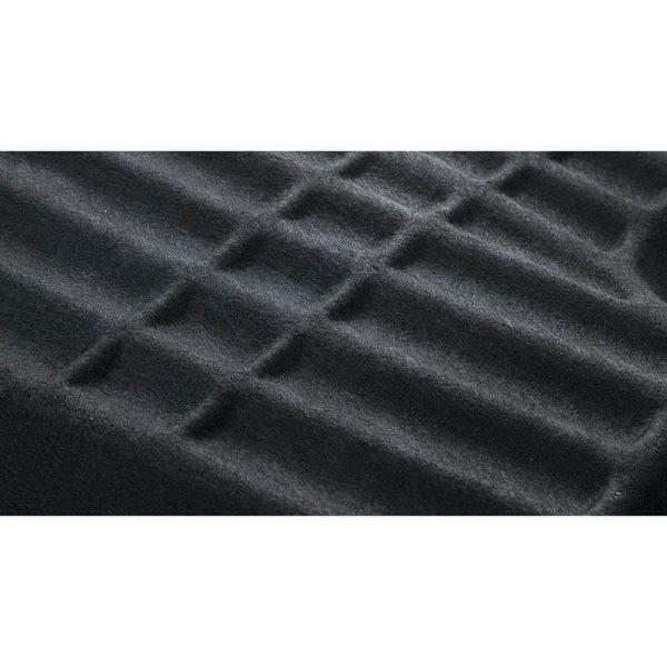 کفپوش چرم سه بعدی کد برای خودرو پژو پارس