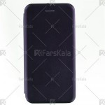 کیف محافظ چرمی هوآوی Standing Magnetic Cover Huawei Honor 8X