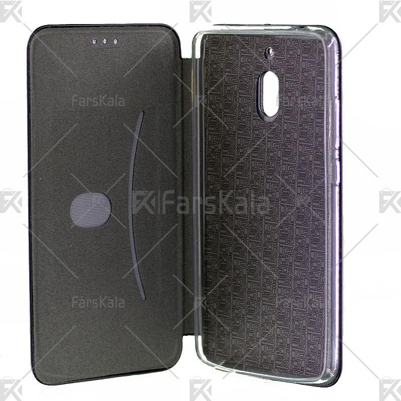 کیف محافظ نوکیا Standing Magnetic Cover Nokia 2.1