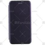 کیف محافظ چرمی نوکیا Standing Magnetic Cover Nokia 6.1
