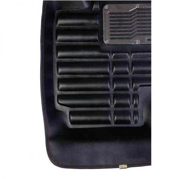 کفپوش چرم سه بعدی دنیز برای خودرو جک s3