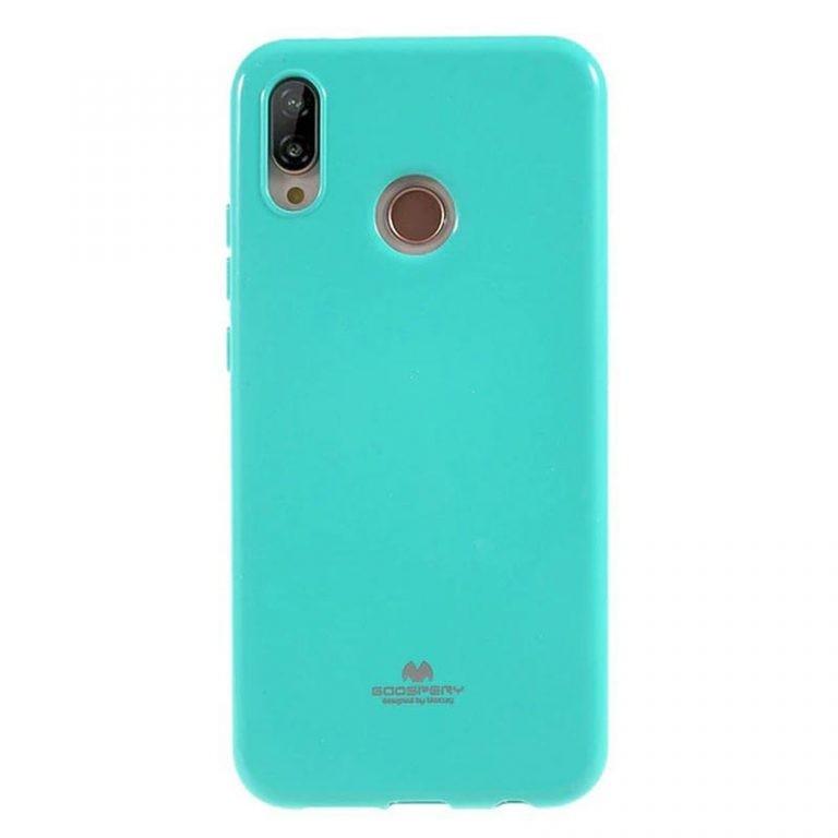 قاب محافظ ژله ای رنگی Mercury Goospery Jelly Case Huawei P Smart 2019