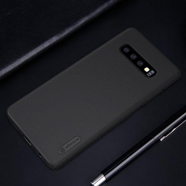 قاب محافظ نیلکین Nillkin Super Frosted Shield Matte cover case for Samsung Galaxy S10