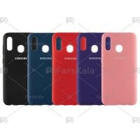 قاب محافظ سیلیکونی Silicone Case For Samsung Galaxy M20