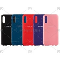 قاب محافظ سیلیکونی Silicone Case For Samsung Galaxy A50