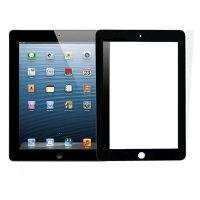 محافظ صفحه نمایش شیشه ای تمام صفحه آیپد RG Full Glass Screen For Protector For Apple iPad 2/3/4