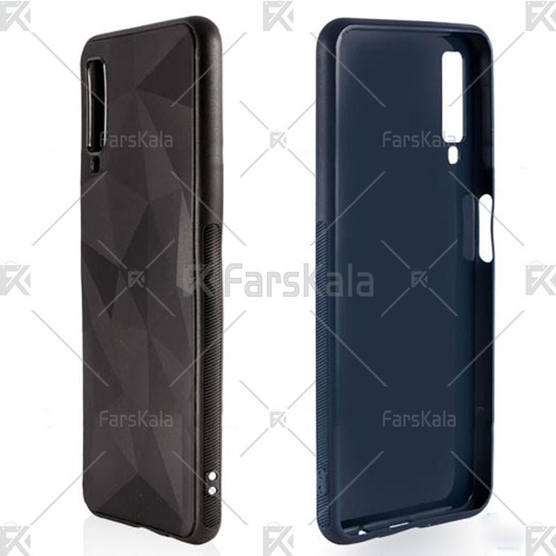 قاب محافظ ژله ای سامسونگ Diamond Silicone Case For Samsung Galaxy A7 2018