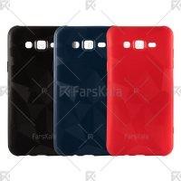 قاب محافظ ژله ای سامسونگ Diamond Silicone Case For Samsung Galaxy J7