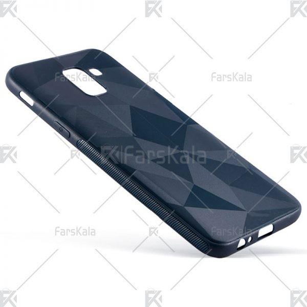 قاب محافظ ژله ای سامسونگ Diamond Silicone Case For Samsung Galaxy J6 PLUS