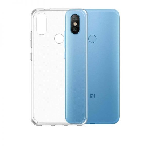 قاب محافظ ژله ای برای Jelly Clear Case For Xiaomi Mi A2 / 6X