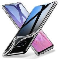 قاب محافظ ژله ای برای Jelly Clear Case For Samsung Galaxy S10e