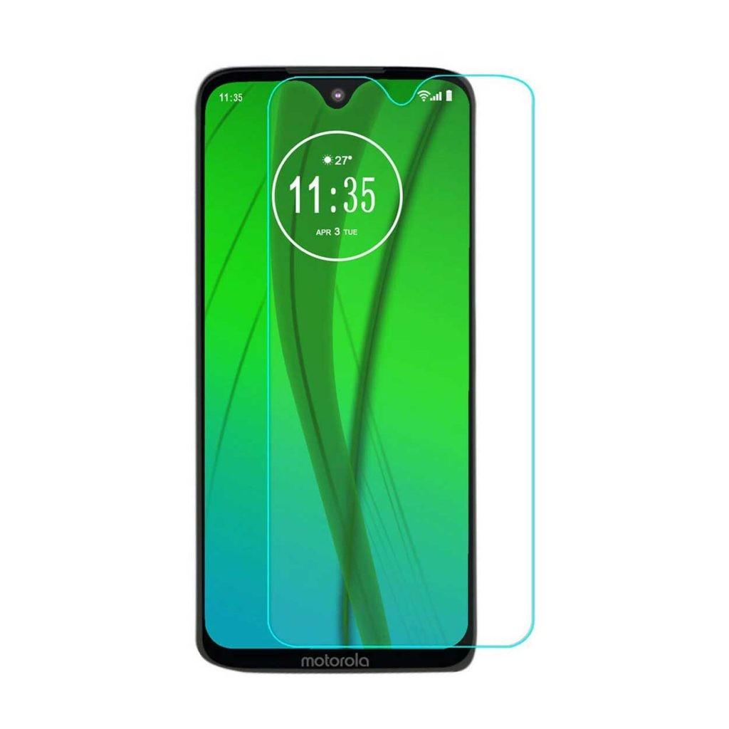 محافظ صفحه نمایش شیشه ای Glass Screen Protector For Motorola Moto G7