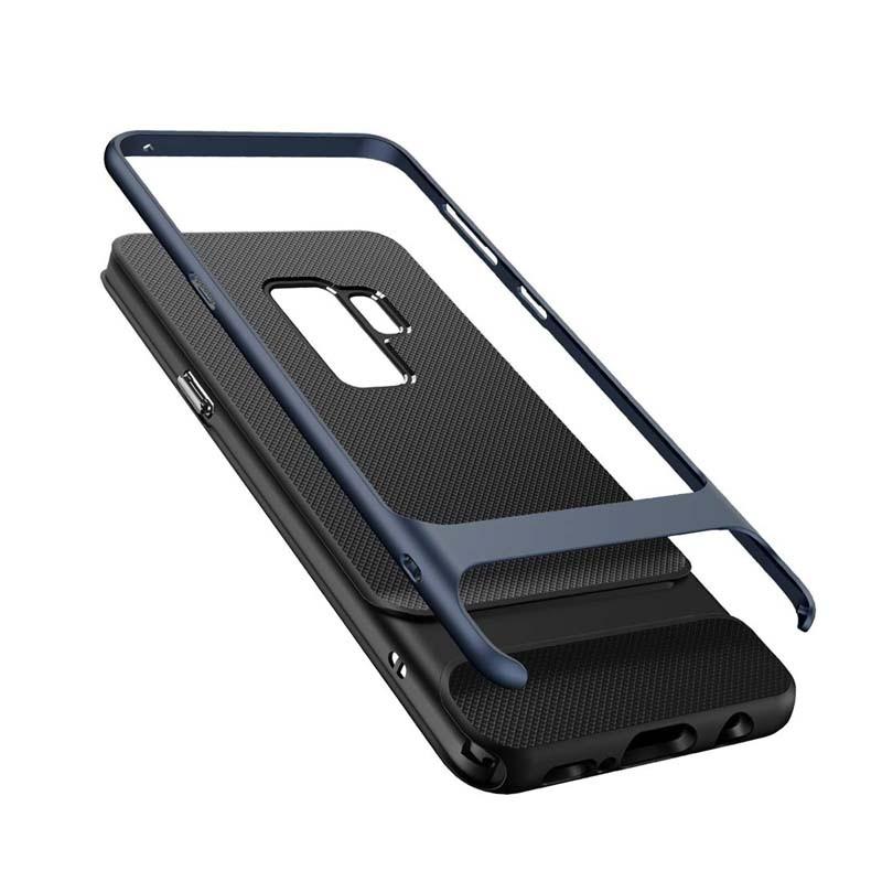 قاب محافظ راک Rock Royce Series Case For Samsung Galaxy S9 plus
