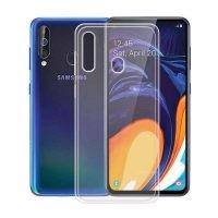 قاب محافظ ژله ای برای Jelly Clear Case For Samsung Galaxy A60