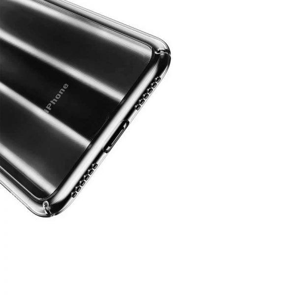 قاب محافظ لیزری رنگین کمانی بیسوس Baseus Aurora Case For Apple IPhone X / XS